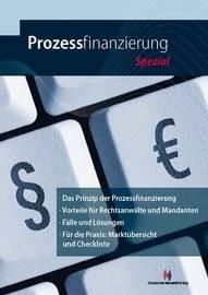 Prozessfinanzierung Spezial - Gratis-pdf