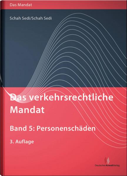 Das verkehrsrechtliche Mandat, Band 5 - Mängelexemplar