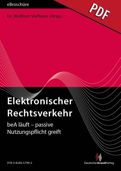 Elektronischer Rechtsverkehr 4/2018 - eBroschüre (PDF)