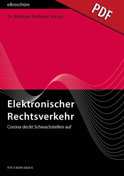 Elektronischer Rechtsverkehr - eBroschüre (PDF), Ausgabe 1/2021