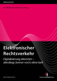 Elektronischer Rechtsverkehr 2/2018 - eBroschüre (PDF)