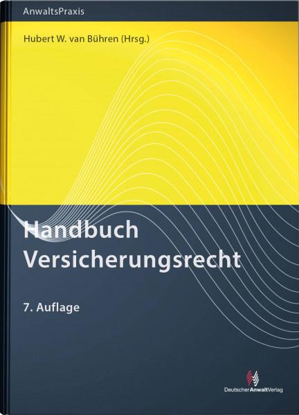 Handbuch Versicherungsrecht - Mängelexemplar