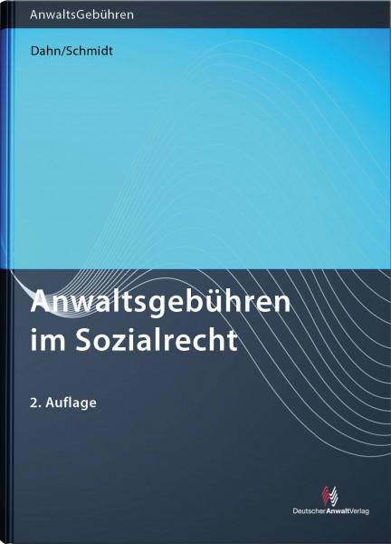 Anwaltsgebühren im Sozialrecht - Mängelexemplar
