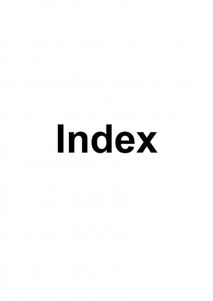 AGS - Anwaltsgebühren Spezial - Index