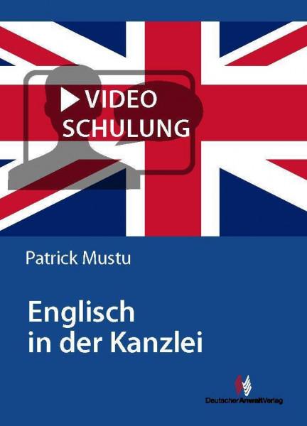 Videokurs Englisch in der Kanzlei