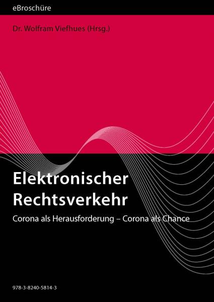 Elektronischer Rechtsverkehr - eBroschüre (PDF), Ausgabe 3/2020