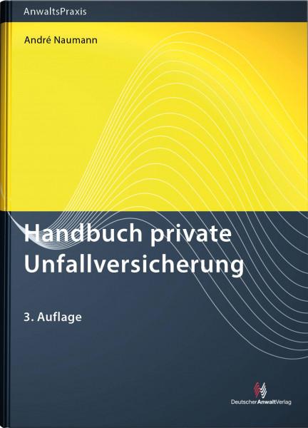Handbuch private Unfallversicherung