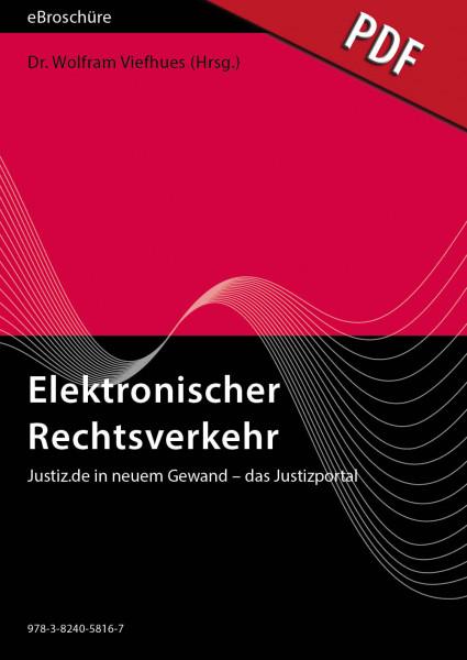 Elektronischer Rechtsverkehr 5/2020 - eBroschüre (PDF)