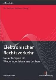 Elektronischer Rechtsverkehr 3/2018 - eBroschüre (PDF)