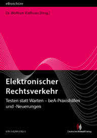Elektronischer Rechtsverkehr 3/2017 - eBroschüre (PDF)