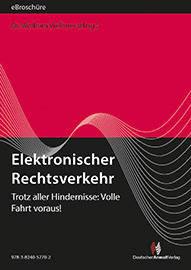 Elektronischer Rechtsverkehr 3/2016 - eBroschüre (PDF)