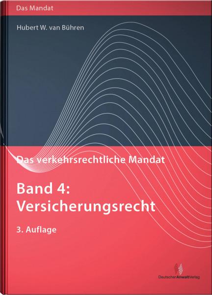 Das verkehrsrechtliche Mandat, Band 4 - Mängelexemplar