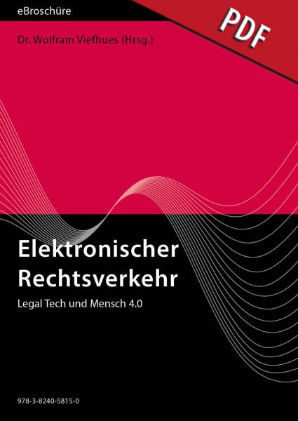 Elektronischer Rechtsverkehr 4/2020 - eBroschüre (PDF)