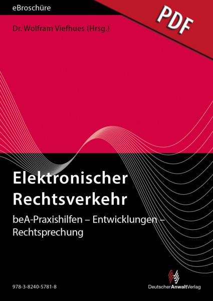 Elektronischer Rechtsverkehr 2/2017 - eBroschüre (PDF)