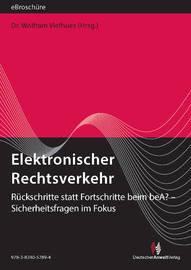 Elektronischer Rechtsverkehr 1/2018 - eBroschüre (PDF)
