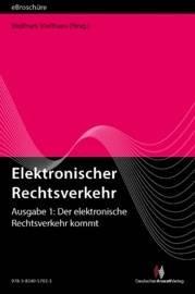 Elektronischer Rechtsverkehr 1/2015 - eBroschüre (PDF)