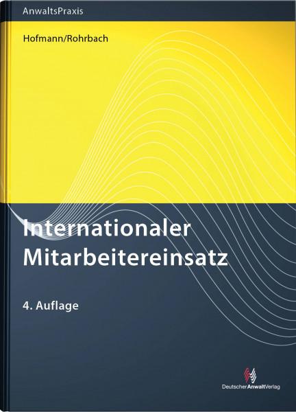 Internationaler Mitarbeitereinsatz - Mängelexemplar